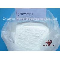 China 99.5% High Purity Proviron Mesterolone White Powder Bodybuilding Steroid Hormone Powder wholesale