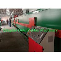 Buy cheap Professional NBR / PVC insulation tube and sheet production line from wholesalers