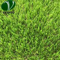 China 10mm Outdoor Synthetic Grass / Plastic Artificial Outdoor Grass Mat Ornamental on sale