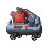 China Moded Pulp Screw / Reciprocating / Rotary Type Air Compressor Driven by Belt wholesale