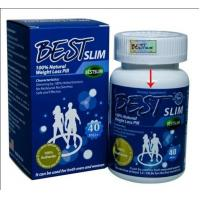 China BEST SLIM 100% natural weight loss capsule wholesale