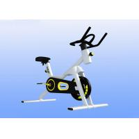 China Funny Virtual Reality Cycling , VR Exercise BikeGame Machine CE Approved wholesale