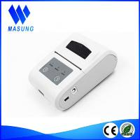 China Bluetooth wireless receipt printer 2 inch mobile label printer for handheld wholesale