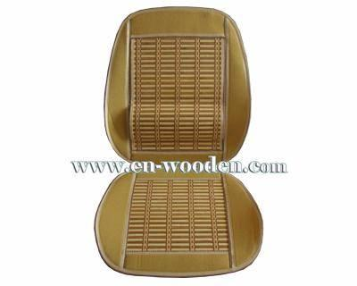 Quality Wood Beads Seat Cushions,Bamboo Seat Cushions for sale