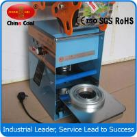 China CE Digital Full Automatic Cup Sealing Machine Packaging Machinery wholesale