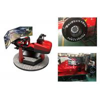 China Popular Virtual Reality Racing Car High Speed Real Feeling Racing Game Console Karting wholesale