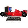 China F1 Ferrari Game Machine Virtual Car Racing Simulator Electric System 360 Degree wholesale