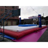 China Inflatable Soccer Pitch Inflatable Sports Arena Repair Kits Customized on sale