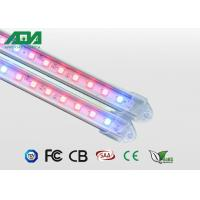 China Grow Light Bar 10W Length 600mm LED Plant Lamp Red Blue IR-UV For Farm Vegetables wholesale