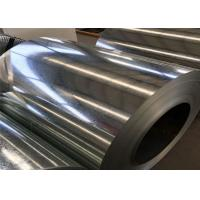 China Economical Hot Rolle Steel Coil Zero Spangle Z40-Z275 508mm Inner Dia on sale
