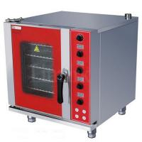 China JUSTA Electric 5-Layer Baking Ovens Mechanical Control Auto Spraying Function wholesale
