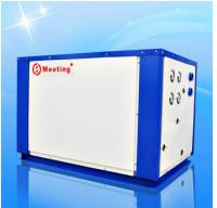 China High Efficient Ground Source Heat Pump Rated Heating Capacity 38KW For Pool Heating on sale