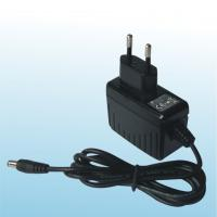 China 9V 0.6A power adapter CE FCC UL EMC LVD GS PSE SAA BIS SASO cert for 300Mbps MINI wireless on sale