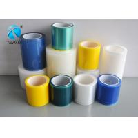 China Customized plain printing Plastic Film Rolls , plastic film sheet on sale