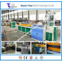 China Flexible Plastic PP PE PVC PA Corrugated Conduit Pipe Production Line Corrugated Pipe Extruder Machine on sale