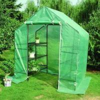 China 180x122x210cm Greenhouse with Gridding PE Fabric wholesale
