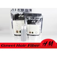 100g Private Label Hair Fibre Refill Bags Instant Eliminate Hair Thinning