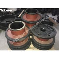China Rubber Lined Slurry Pump Parts on sale