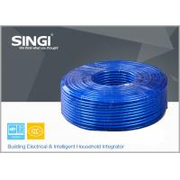 China HBVB Polypropylene Insulated , PVC Sheath Oblate Telephone Wire wholesale