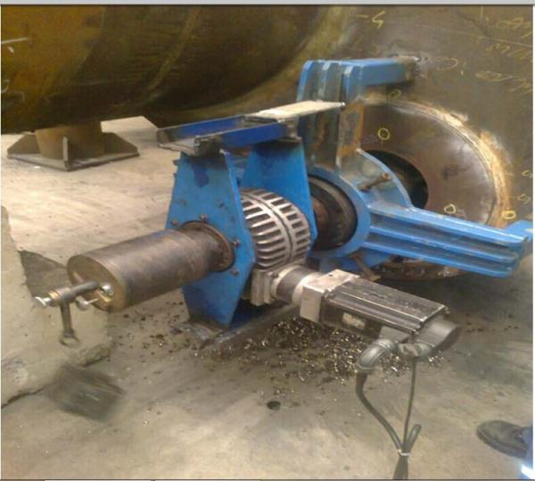 used portable line boring machine for sale