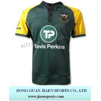 China Wholesale sublimated rugby jersey,rugby wear wholesale