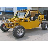 China Two Seater Go Kart Buggy 650cc / 1100cc With Efi Lingdi Engine Water Cooled on sale