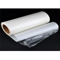Buy cheap Custom Size Hot Melt Adhesive Film , TPU Adhesive Film For No Sewing Underwear from wholesalers