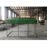 China chain link fence dog kennel 2.23x3.0x1.83m wholesale