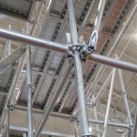 China Scaffold frame system.Bearing capacity of large.Economic and practical wholesale