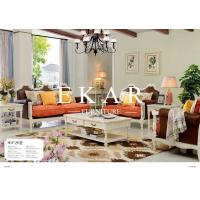 China Leather Furniture Living Room Latest Design 2016 Picture Of Wooden Sofa Set wholesale