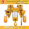China Electric 10 ton 3-10m chain hoist wholesale