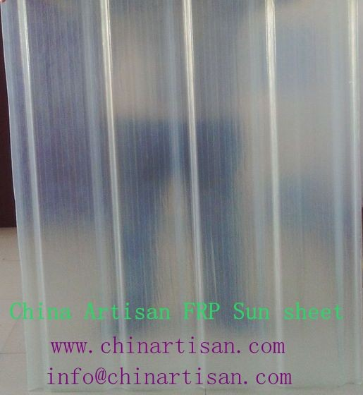 Quality FRP Translucent Sheet for Roofing 1 for sale