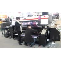 China 1.8m sublimation textile printer with Epson Dx7 print head on sale