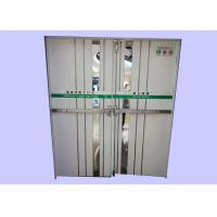China Galvanized Steel Insulated Fire Door 1 Hr Fire Rating Customized With Panic Bar wholesale