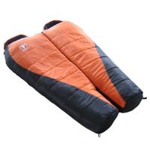 Camping Classic Human Shape Hollow Fiber Mummy Sleeping Bag  GNSB-003