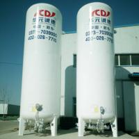 China stainless steel industrial oxygen tanks for industrial gas central supply factory wholesale