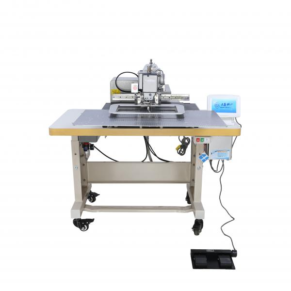 Quality Pattern Automatic Threading Sewing Machine, Leather Industrial Pattern Sewing Machine for sale