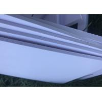 China Fireproof Expanded Pvc Sheet, High Density Durable Foam Board 3FT * 6FT * 3 / 16IN wholesale