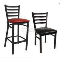 China ladder back metal chair and barstool wholesale