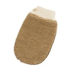 Buy cheap Luvas Exfoliating do banho da pele do corpo do agregado familiar nenhuma estimulação com punho from wholesalers