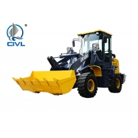 China Front End Compact Tractor Loader Articulated Medium Wheel Loader CVLW160KV wholesale