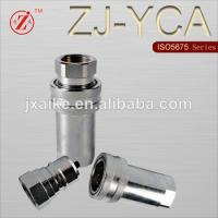 China hydraulic applications hydraulic quick coupler on sale
