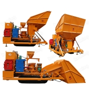 China Automatic Feeder Concrete Shotcrete Machine For Underground Project wholesale