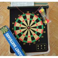 Buy cheap supply magnetic dartboard, magnetic playing dartboard, magnetic game dartboard from wholesalers
