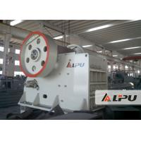China Granite Crusher Machine Jaw Crushing Equipment for Quarry Crusher Plant wholesale