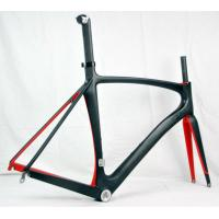 3K /12K/ UD carbon fiber road bike frame set (CRB07) 1250g