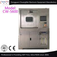 China SMT PCB Cleaning System PCBA Cleaner with 645(L)*560(W)*100(H) Cleaning Basket wholesale