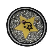 Buy cheap Personalized Clothing Badges Patches / Decorative Patches For Clothes from wholesalers