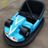 China Hansel kids game center toys and amusement machine bumper car from china wholesale