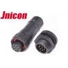 China M16 IP68 Waterproof Data Connector , IP68 Waterproof Male Female Connector wholesale
